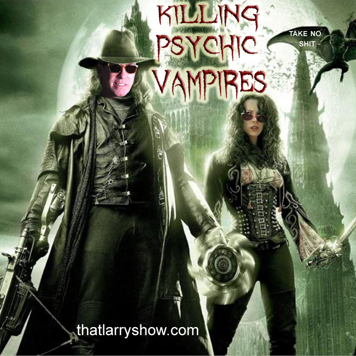Episode 22: Killing Psychic Vampires
