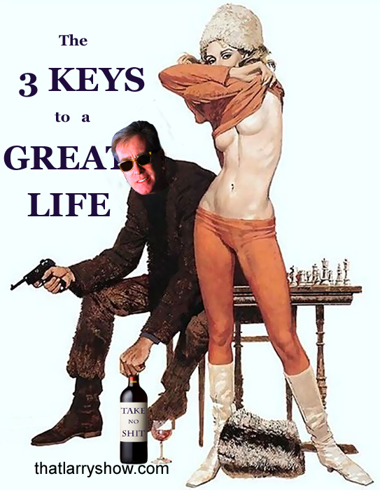 Episode 24: The 3 Keys to a Great Life