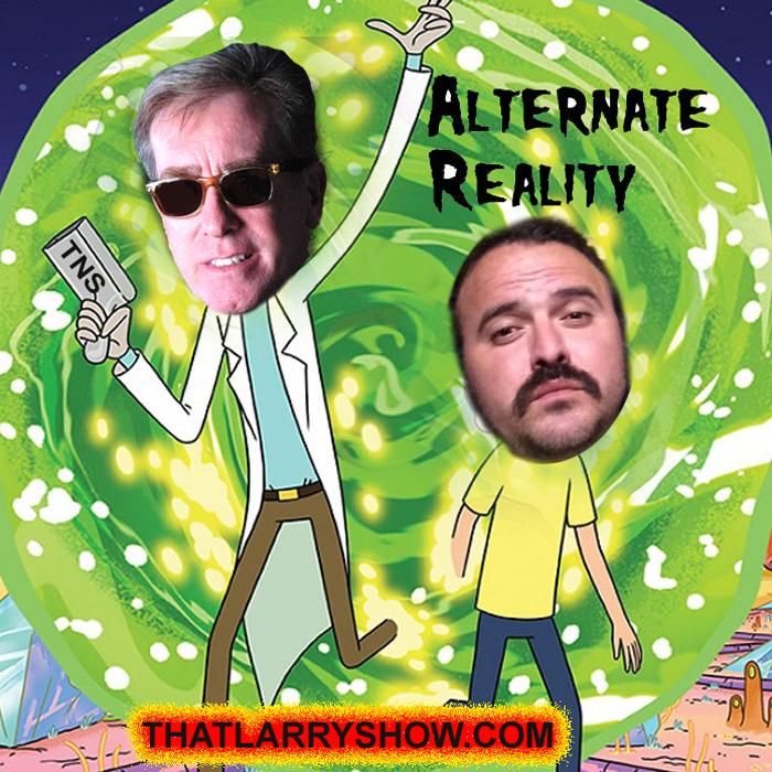Episode 36: Alternate Reality