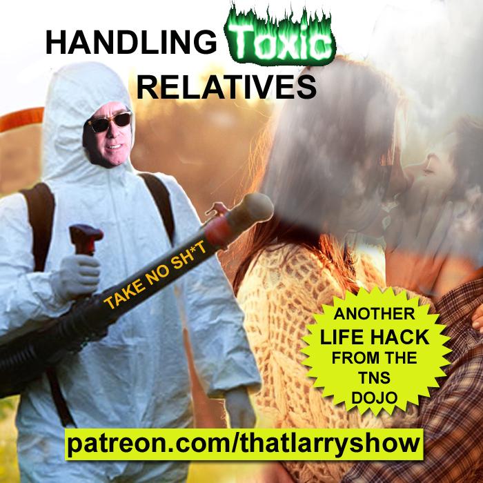 Bonus Episode 6: Handling Toxic Relatives