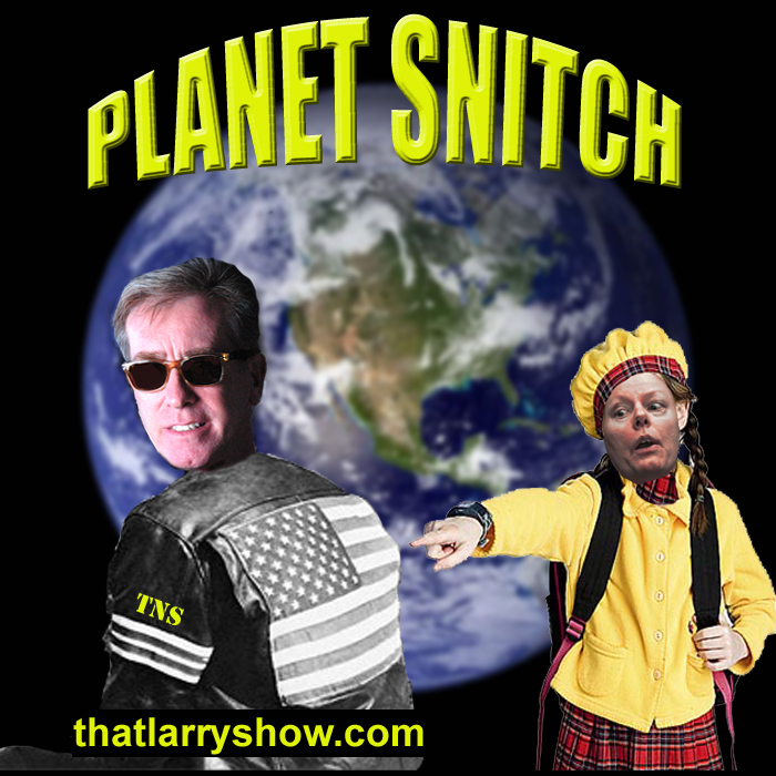 Episode 38: Planet Snitch