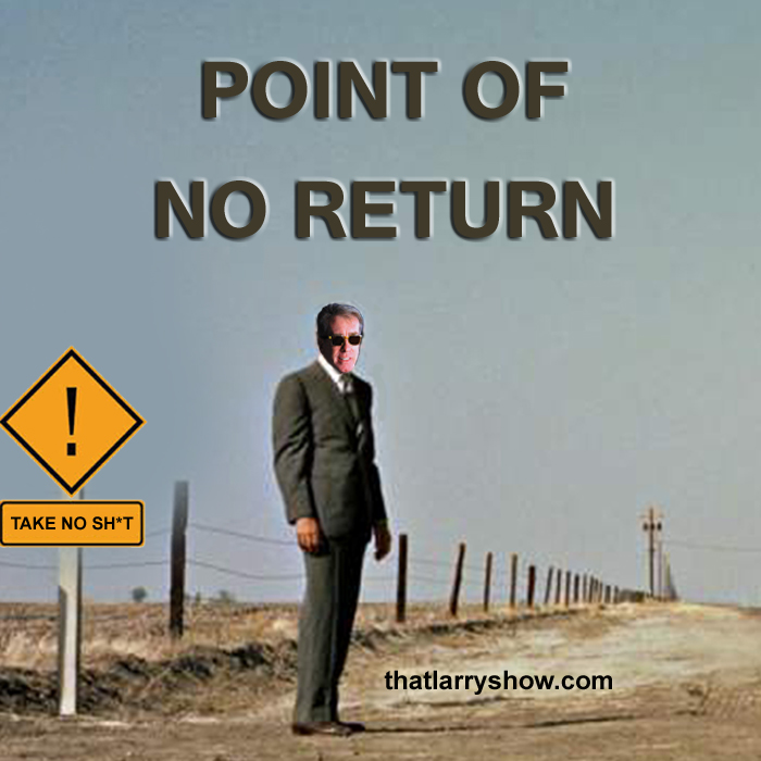Episode 41: Point of No Return